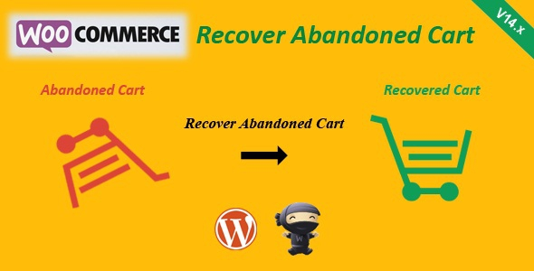 WooCommerce Recover Abandoned Cart v14.5.1