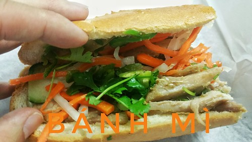 Bánh mì from Than Son Tofu in Seattle