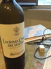 Local wine, Sorrento