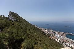 Cable Car Top Station, Rock of Gibraltar, Gibraltar