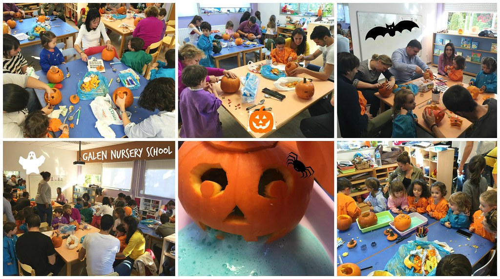 6. Pumpkin craft