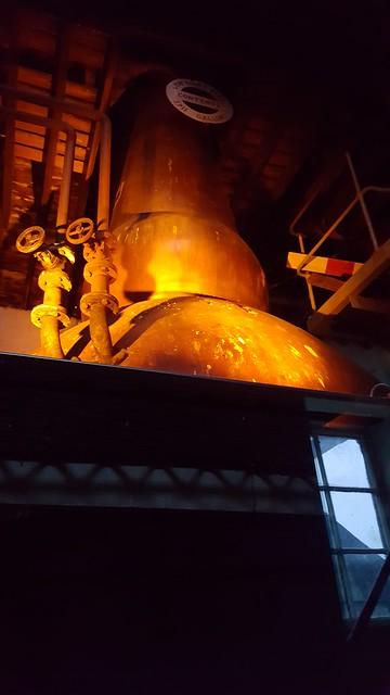 Clynelish Distillery - Brora Copper Still