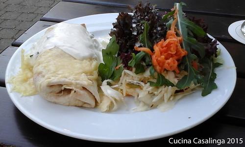 Suenner Brauhaus Burrito