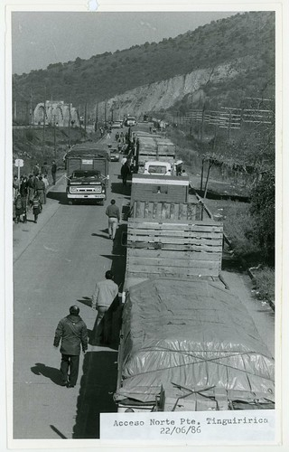 Chile 1986 - Temporales