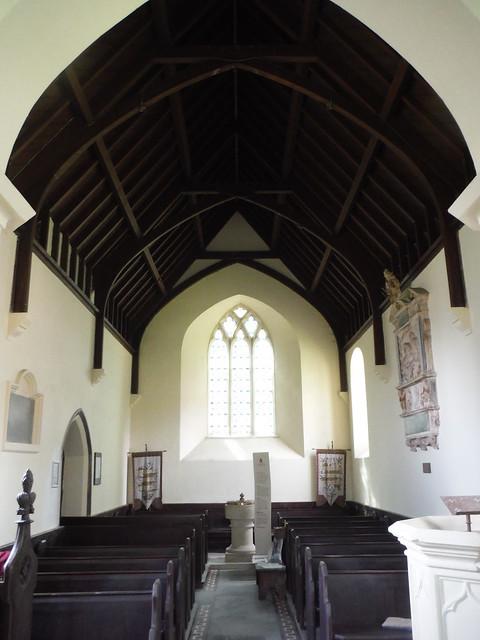 St. Leonards, Berwick St. Leonards (Interior I)
