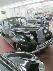 Harold LeMay's Packard Room