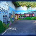 The funny town life on a wall: the pleasure of decorating town by ELISABETTA Thanks you for 2 Millions + Visits