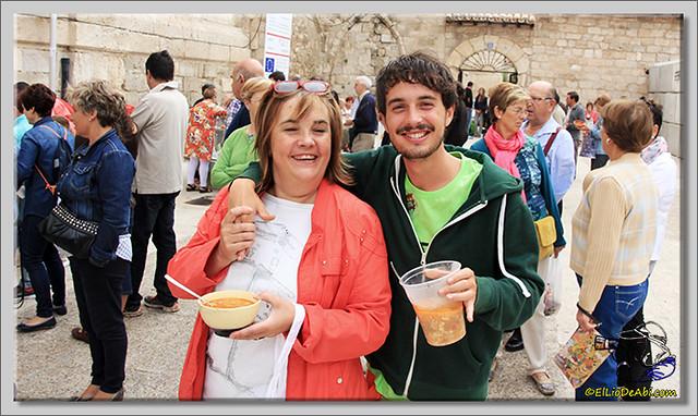 Briviesca en Fiestas 2.015 Segundo encierro Sopas de ajo y encierro infantil (15)