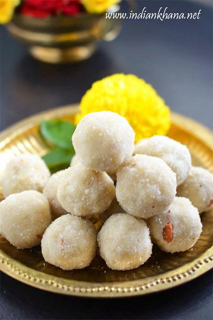 Poha (Aval) Laddu