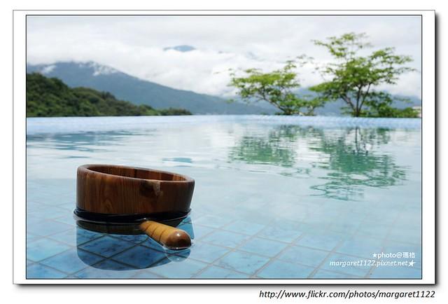 【花蓮】玉里。山灣水月無邊際溫泉游泳池