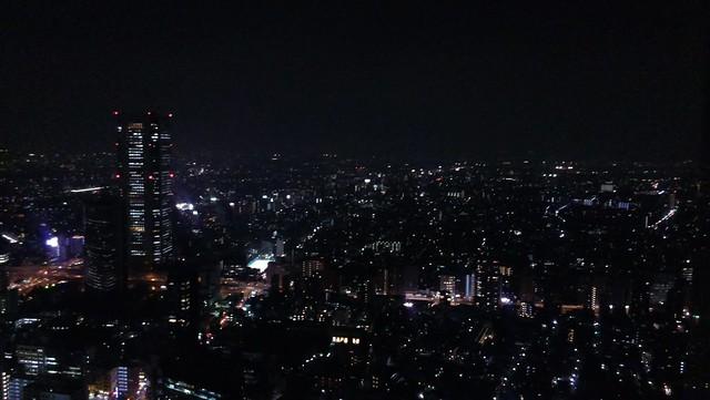 東京都都庁展望室 北展望室