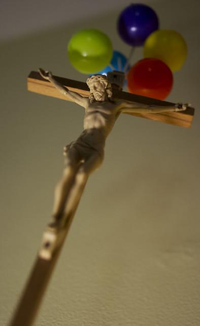 Party Jesus