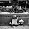 Philly homeless sad  - #phillyhomeless #philly #phillygram #phillygraff #phillysupportphilly #philadelphia #blacknwhite #blackandwhite #blackandwhitephotography #blackwhite #blacknwhite_perfection #street #streets #streetphoto #streetphotography #streetli