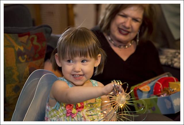 Madeleine;s 2nd Birthday Party 3