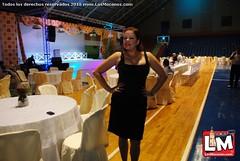 Elección de la reina Rosario 2015