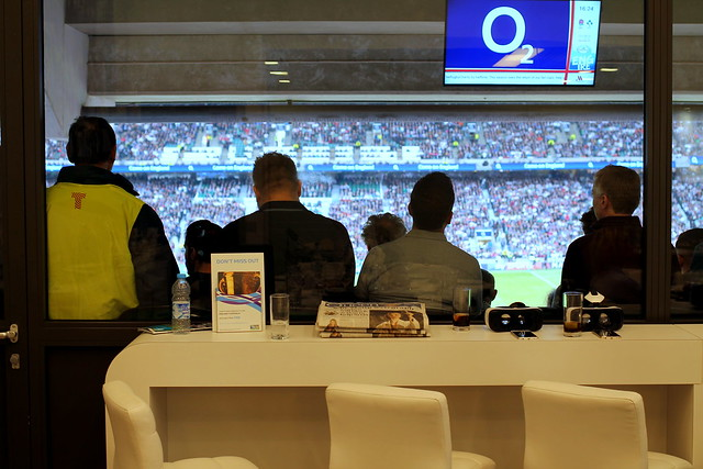 Twickenham Rugby Executive Box (12)
