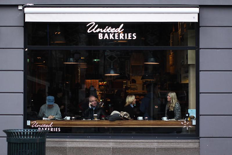 Et bakeri i Oslo