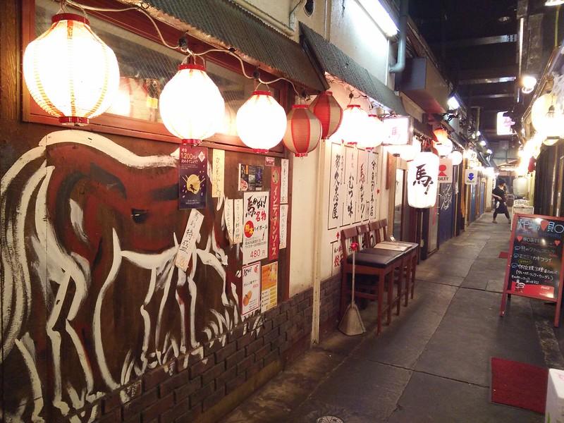 Yakitori Alley at Yurakucho Station, Tokyo, Japan | packmeto.com