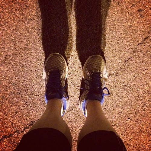 Slow and painful, but I'm so glad I have the (mostly mental) space in my life again. #100happydays #running #canicallitrunningatmypace? (3/100)