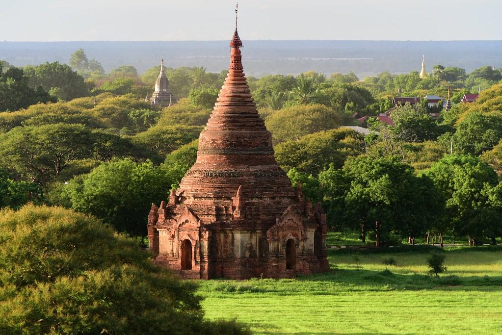 Bagan, Myanmar D810 2091