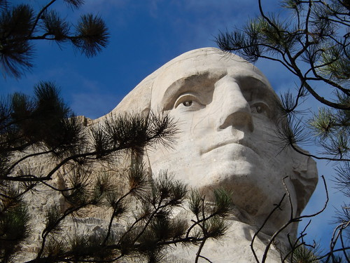 Mount Rushmore - Washington