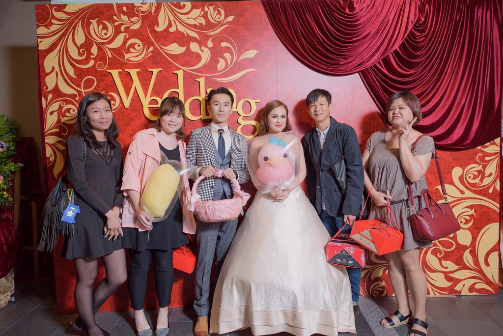 20151004京華城雅悅會館婚禮記錄 (838)
