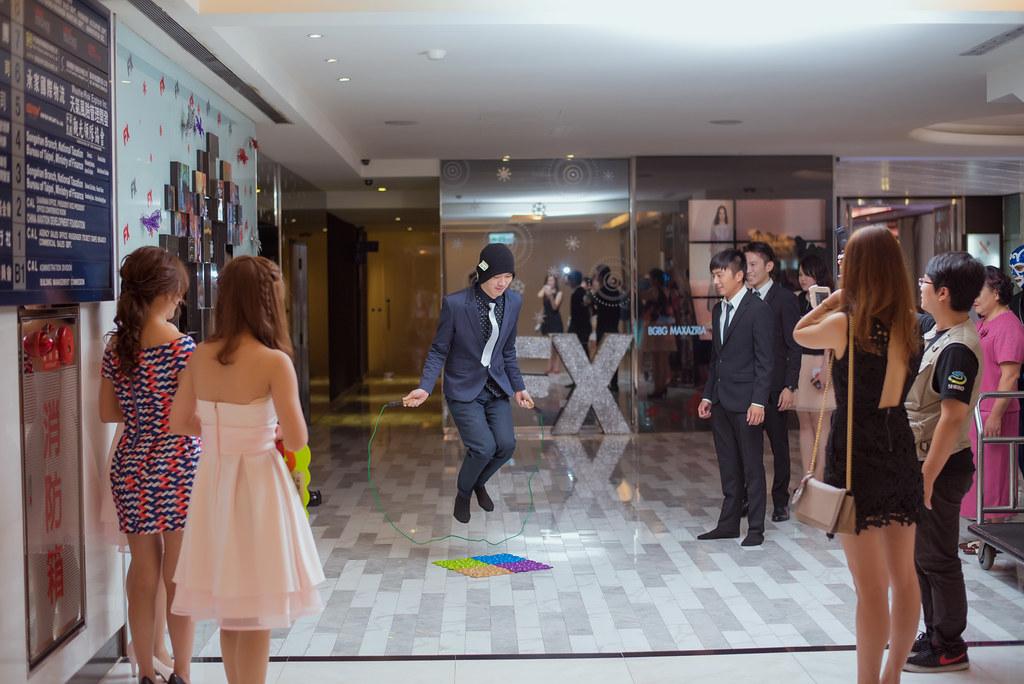20151004京華城雅悅會館婚禮記錄 (159)