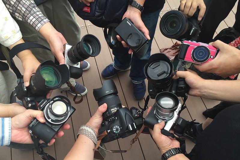 iPhone 6 Plusで撮影 藍染川フォトウォーク 2015年10月4日