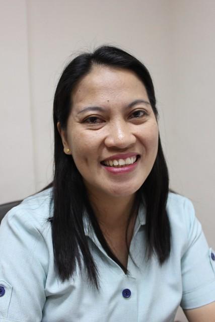 Javier municipal employee Annabel P. de Paz