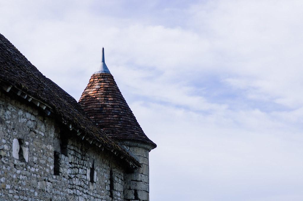 Balade gastronomique dans l'Yonne - Monter la garde