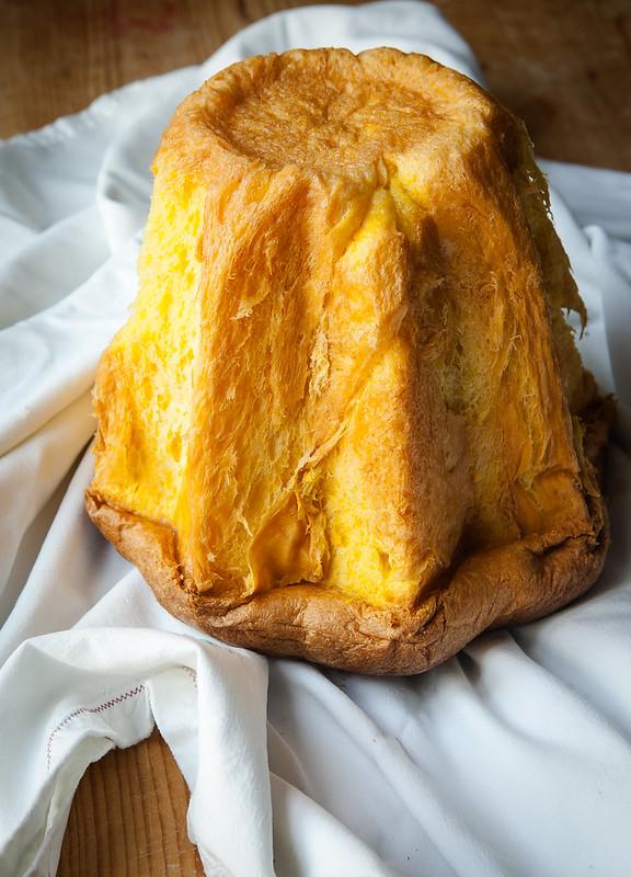 ricetta del Pandoro fatto in casa
