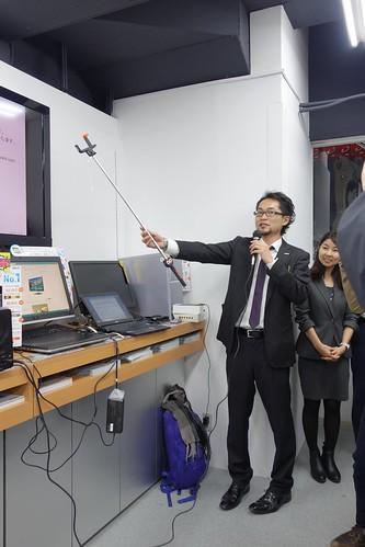 Zenstation ASUS ZenWatch2発表イベント