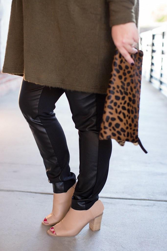 how to wear open toe booties