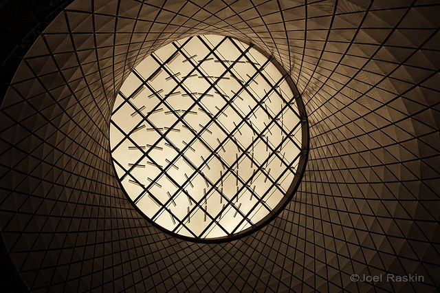 Fulton Center Looking Up