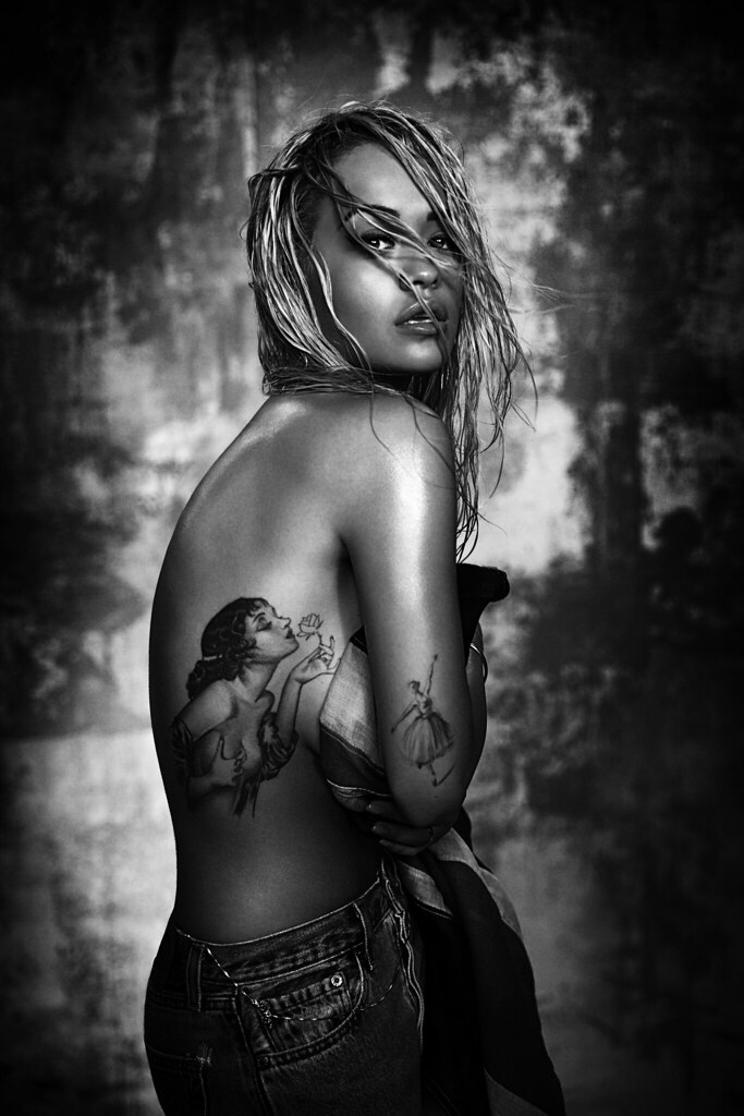 Рита Ора — Фотосессия для «Body On Me» 2015 – 3