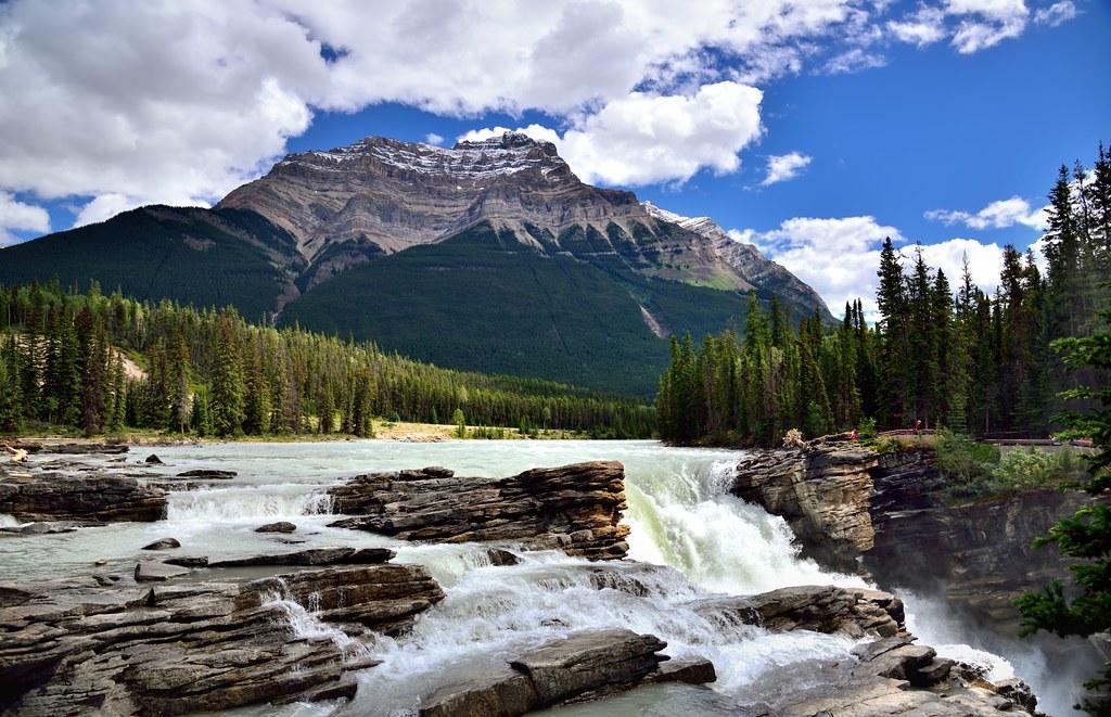 Athabasca Falls (Jasper National Park)