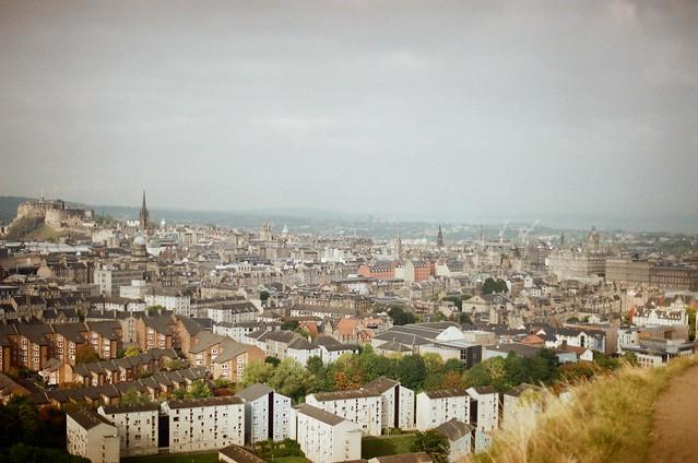 Edinburgh Fades Away