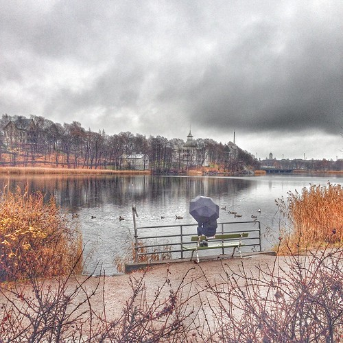 helsinki, finland, november 2015 -