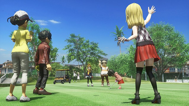 New Everybody's Golf announced for PS4 ~ PS4 games