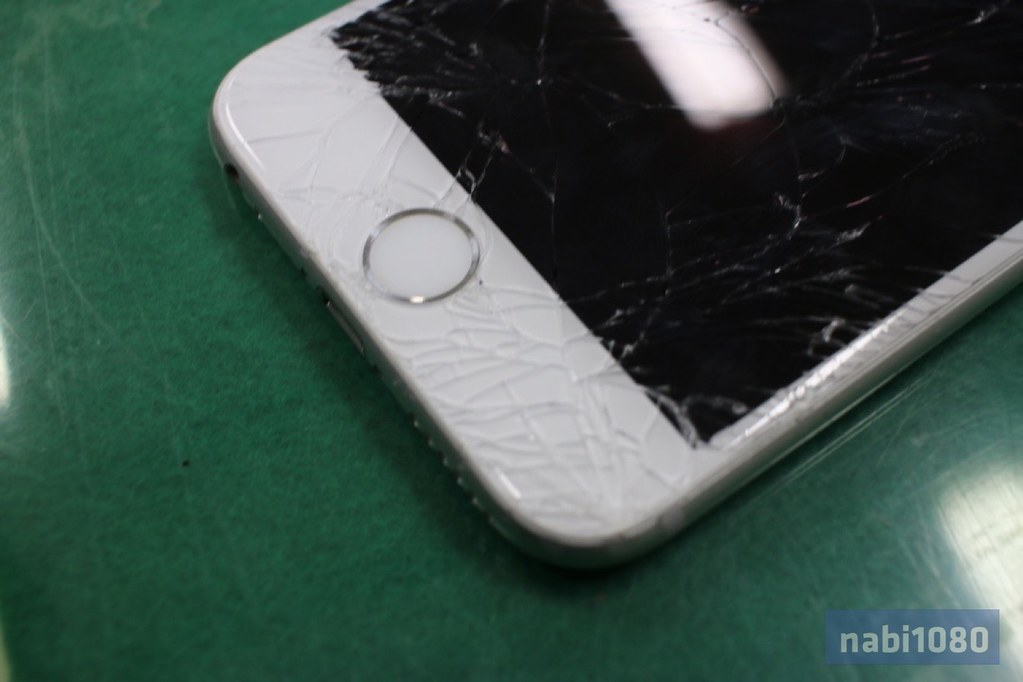 iPhone 6画面割れ03