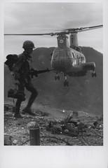 Army of the Republic of Vietnam Ranger, circa 1968