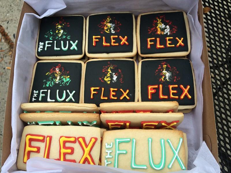 Flex cookies!
