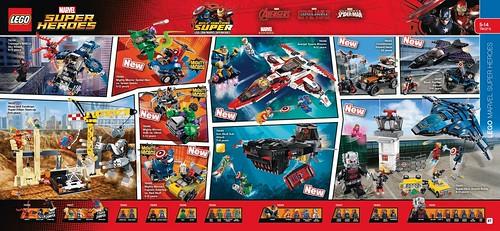 LEGO Marvel Super Heroes 2016