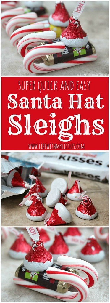 Candy Santa Hat Sleighs Life With My Littles