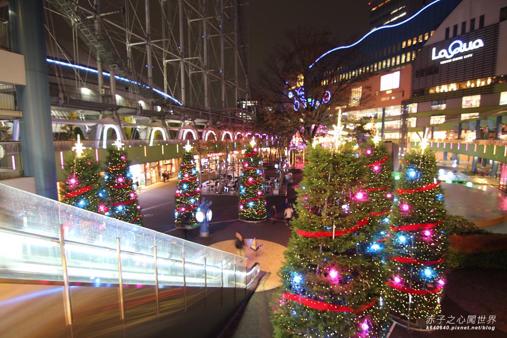 Tokyo Winter Illuminations- Tokyo Dome City-IMG_0471018