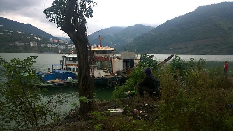 Boot Badong_China