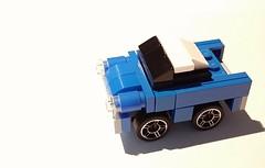 57 Chevy, micro machine style.