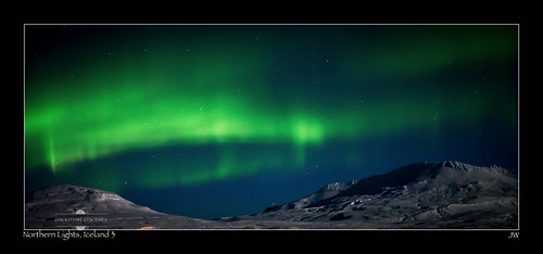 Northern Lights, Iceland 3