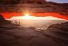 Mesa Arch, Canyonlands