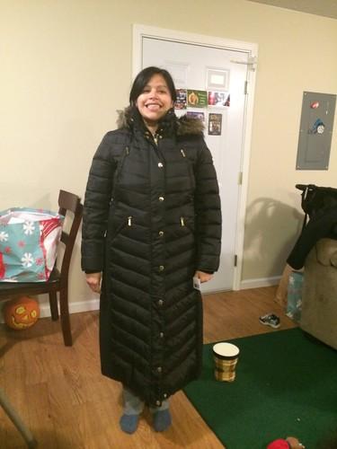 Long coat status